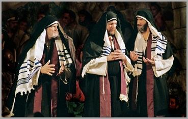 la corrupción del fariseo