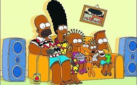 los simpson para angola