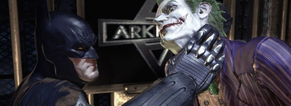 Batman as rendered by videogame systems in 2009