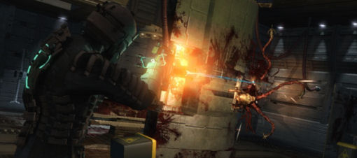 Home improvement - the Dead Space way
