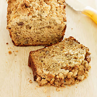 Sugar-Free Banana Honey Nut Loaf