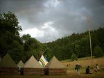 4. Tábor před bouří