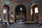 V kostele bylo místa, že by člověk nevěřil.