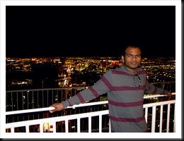 Vegas Sky line