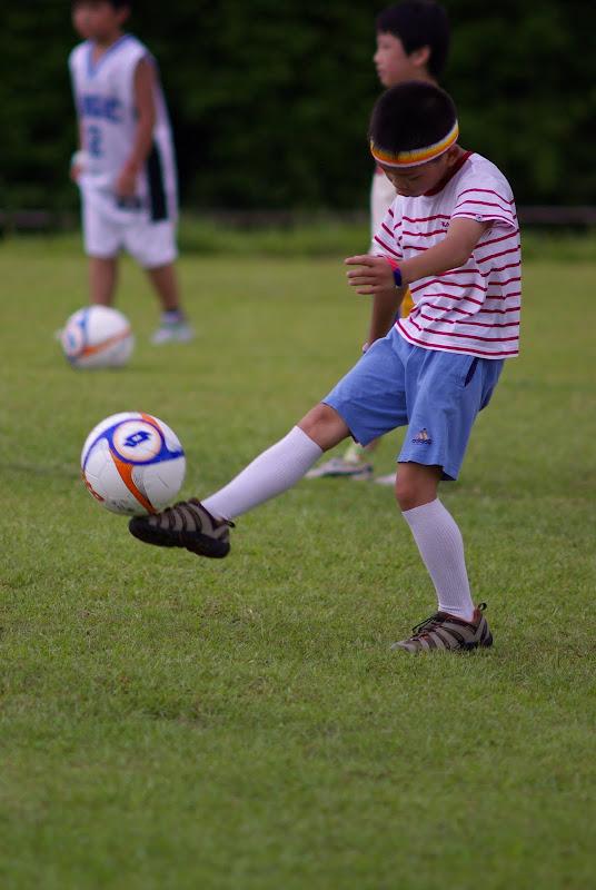 晨光兒童足球夏令營
