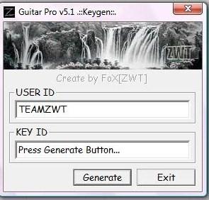 descargar keygen para guitar pro 6