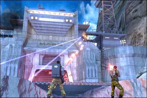 G.I Joe (Captura del juego)
