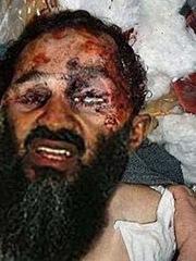 Imagen falsa de Bin Laden Muerto