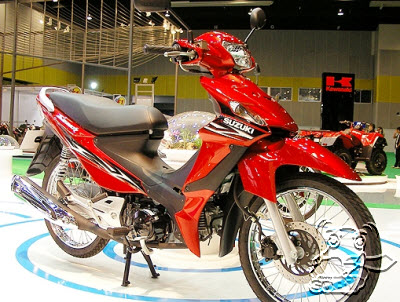 Suzuki Titan 115 cc | Spesifikasi dan harga