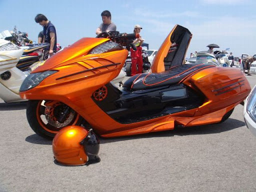 Modifikasi Motor ala Jap Style | Hot Foto Modifikasi Otomotif 14