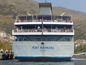 KUTUK SERANGAN ISRAEL! |  Kapal Mavi Marmara Diserang Israel