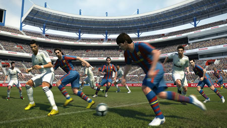 Review PES 2011 « tips & trick rahasia PES dan WE 2012/2013