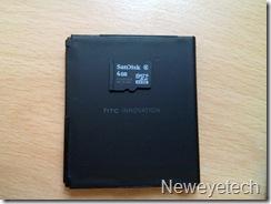 Carte MicroSD HC 4Go Nexus One