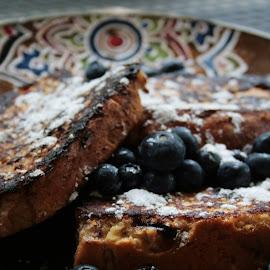 French bread by Veronika Walczak - Food & Drink Plated Food