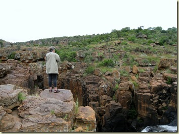 02 Joan at Potholes Blyde River Canyon Nature Reserve Mpumalanga ZA (1024x767)