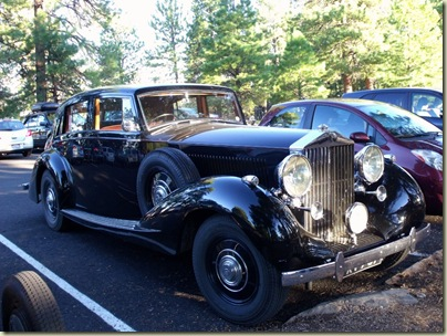 a1903 1939 Royals Royce Phantom in parking lot NR GRCA NP AZ (1024x767)