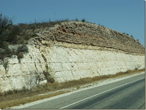 03 Roadcut along Hwy 90 E of Alpine TX