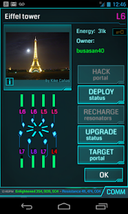Ingress APK for Blackberry