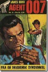 Daily Express Strip_FYEO_title Rani Comics Vettaikkari Denmark08_1966_ForYourEyesOnly