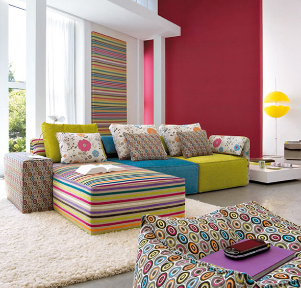 modern colorful furniture gallery collection ideas