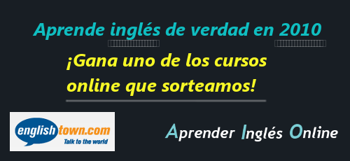 Aprende ingles en 2010