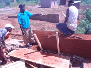 Form3 - Moving the formwork