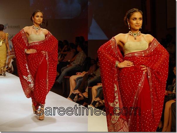 Malini_Vijay_Pink_Saree (1)