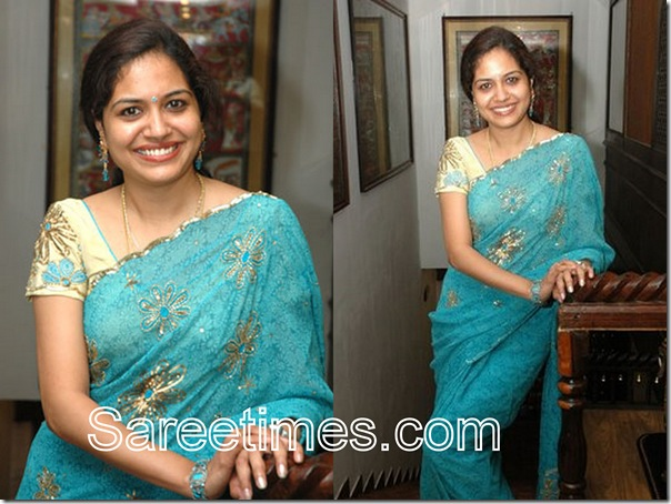 Sunitha_Georgette_Saree