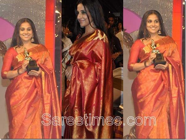 Vidya_Balan_Traditional_Silk_Saree