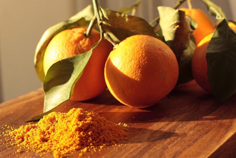 esenta naturala de portocale bio