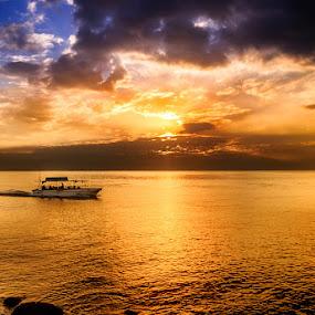 by Franciz Cayetano - Landscapes Sunsets & Sunrises ( moa,  )