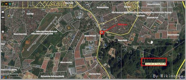 Kek Lok Tong Map