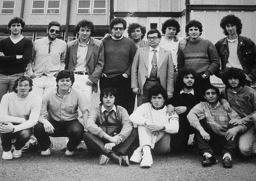 Diplomati dell'anno scolastico 1982/83