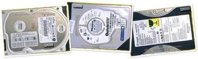Ver HHD PATA 40GB