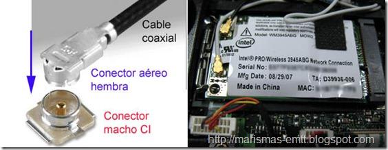 instalador antena wi fi: