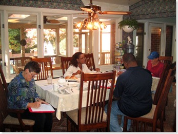 Nov2008_Retreat_Breakfast1