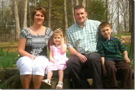 greg & alicia family