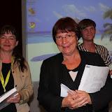 Filmjuryen for Gullregnet 2011. Irmelin Nordahl, Astrid Kolbjørnsen og Ole-Morten Algerøy.