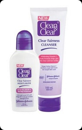 clean and clear fairness
