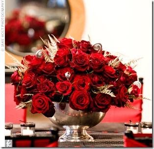 centerpiece-bright red