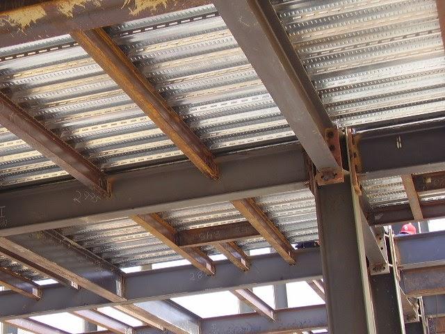 Estructura metalica - Tipos de vigas metalicas ...