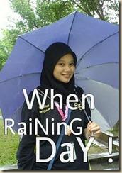 contest hujan