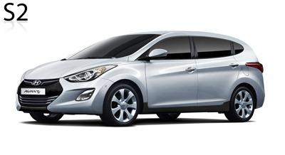 Hyundai Avantx