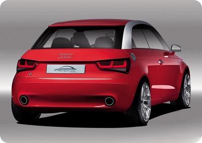 Audi A1Metro