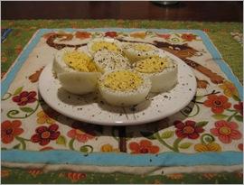 Egg à la noche