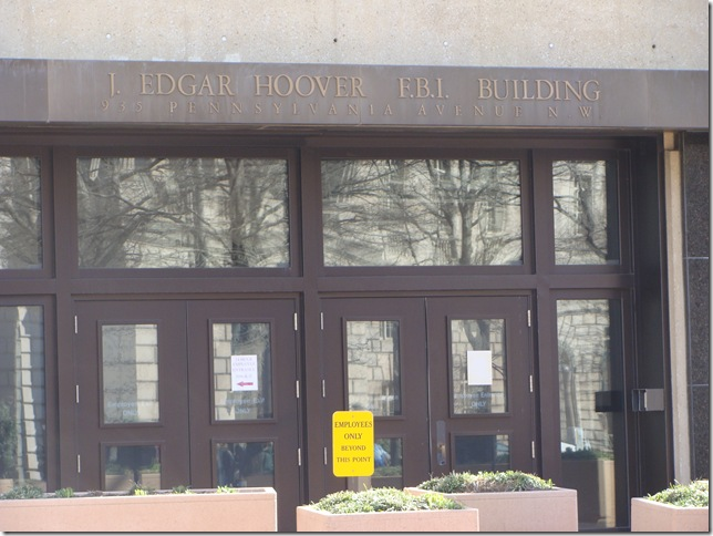13J Edgar Hoover Bldg1