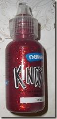 Red Kindy Glitz
