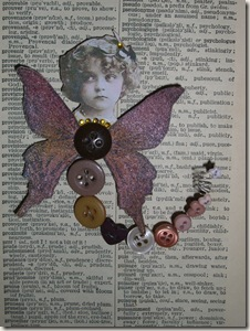 Helen's Button Fairy