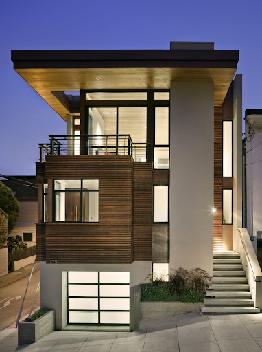 Bernal Heights Residence by SB Architects