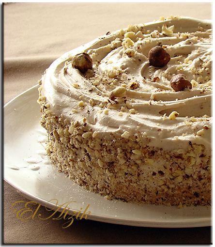 торт щелкунчик рецепт